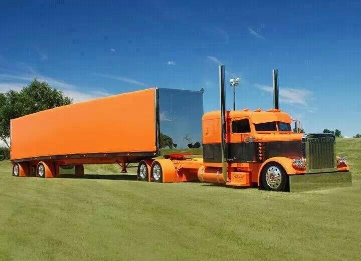 My Trucks - Magazine cover