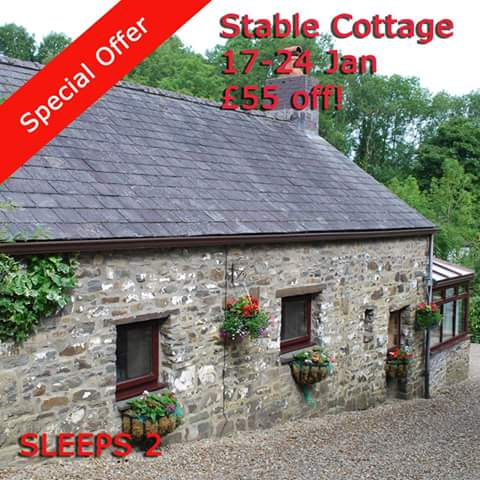 Cottage In Wales  - Magazine cover
