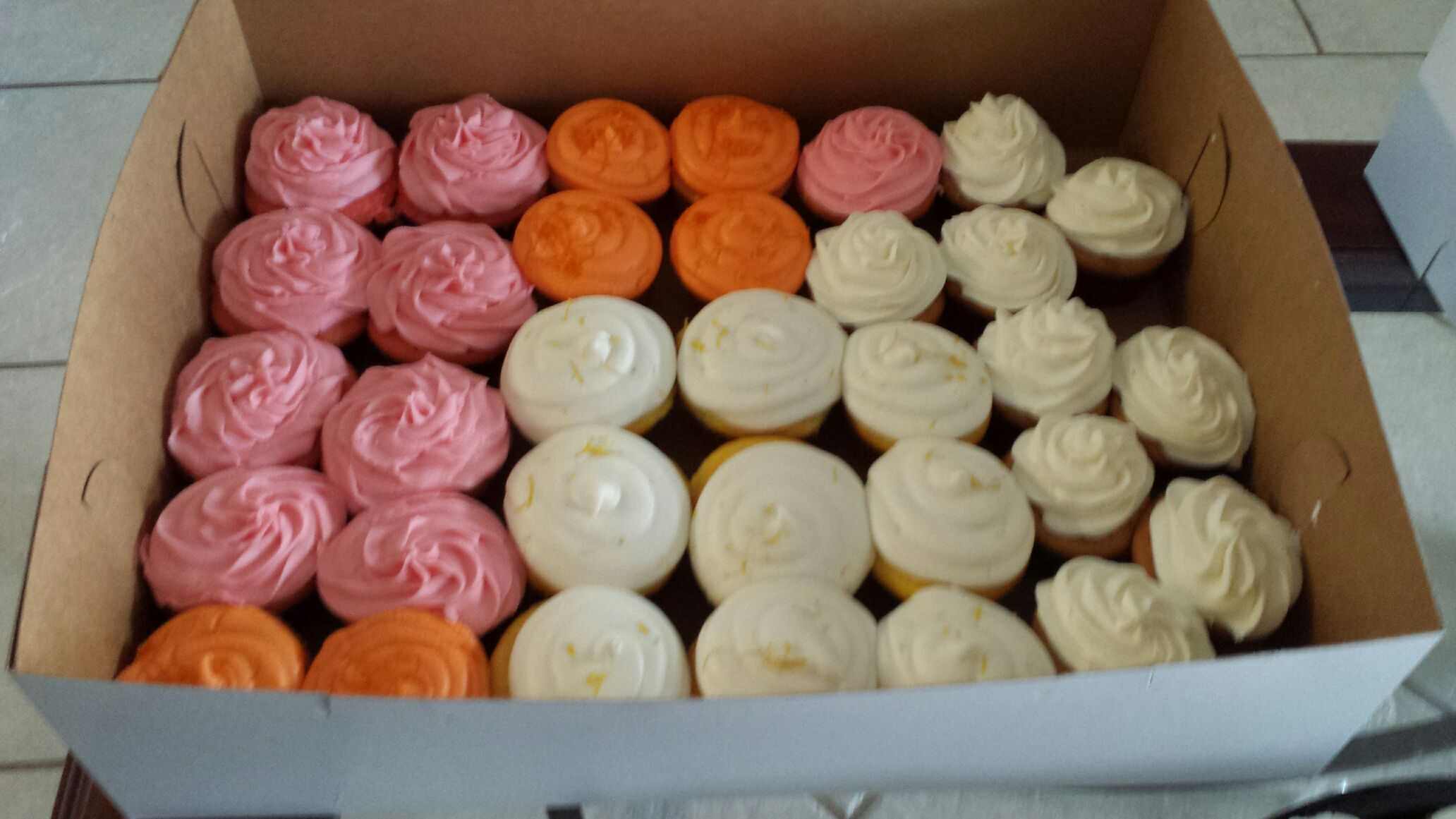 Heavenly Cupcakes And Cakes By: Zina - Magazine cover