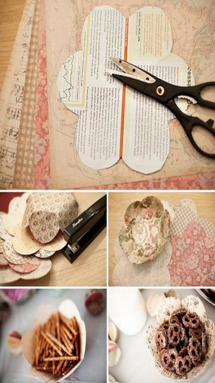 Amazing craft ideas - Magazine cover