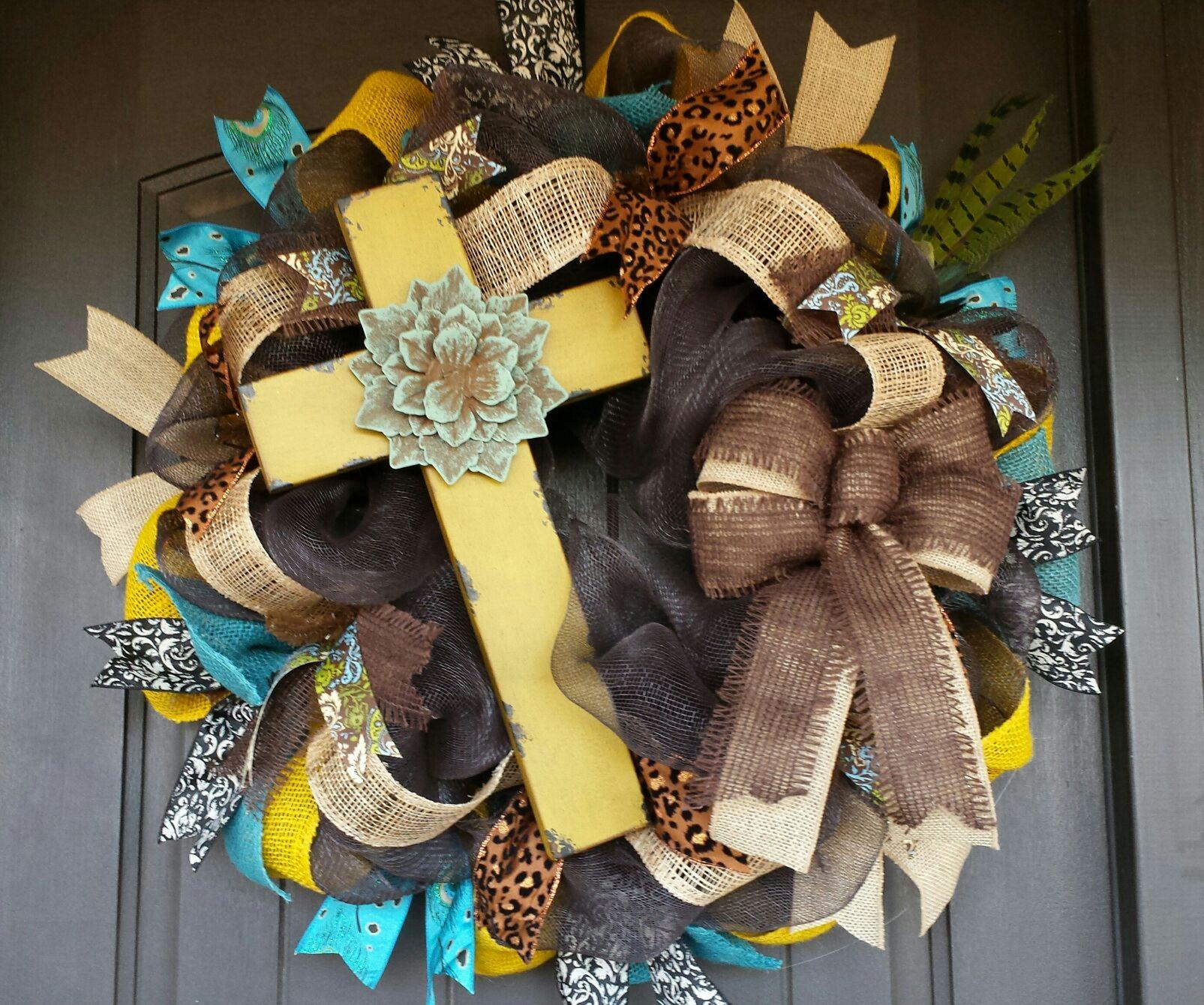 Kelley's Custom Wreaths - Magazine cover