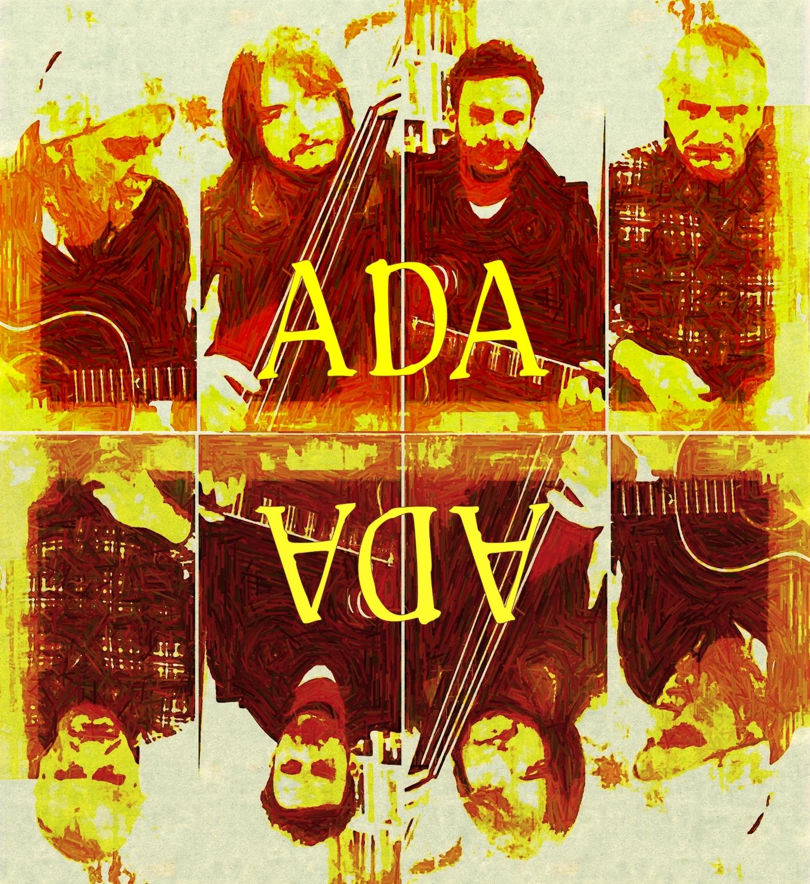 ADA - Magazine cover