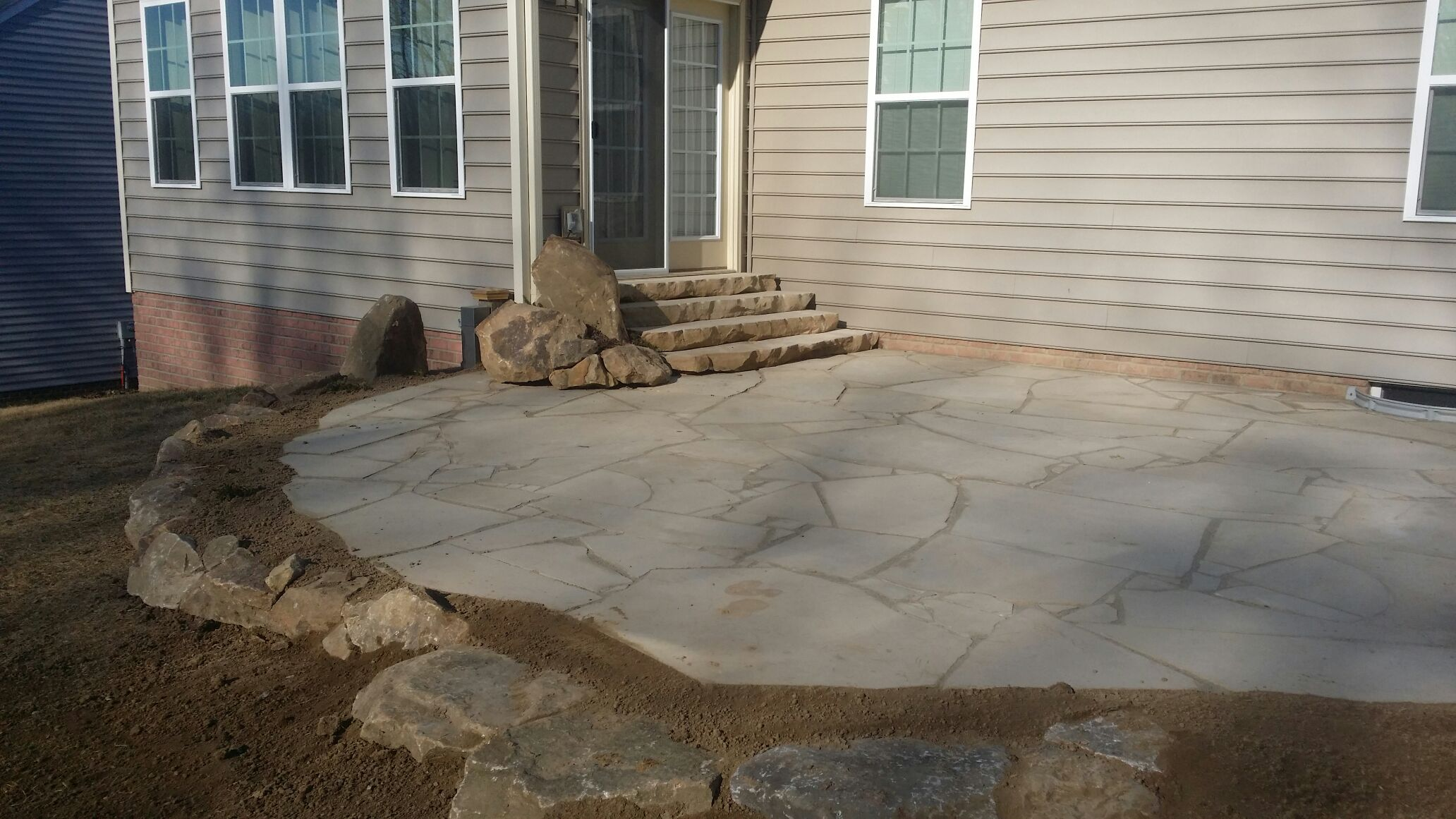 Flagstone Patios cover image