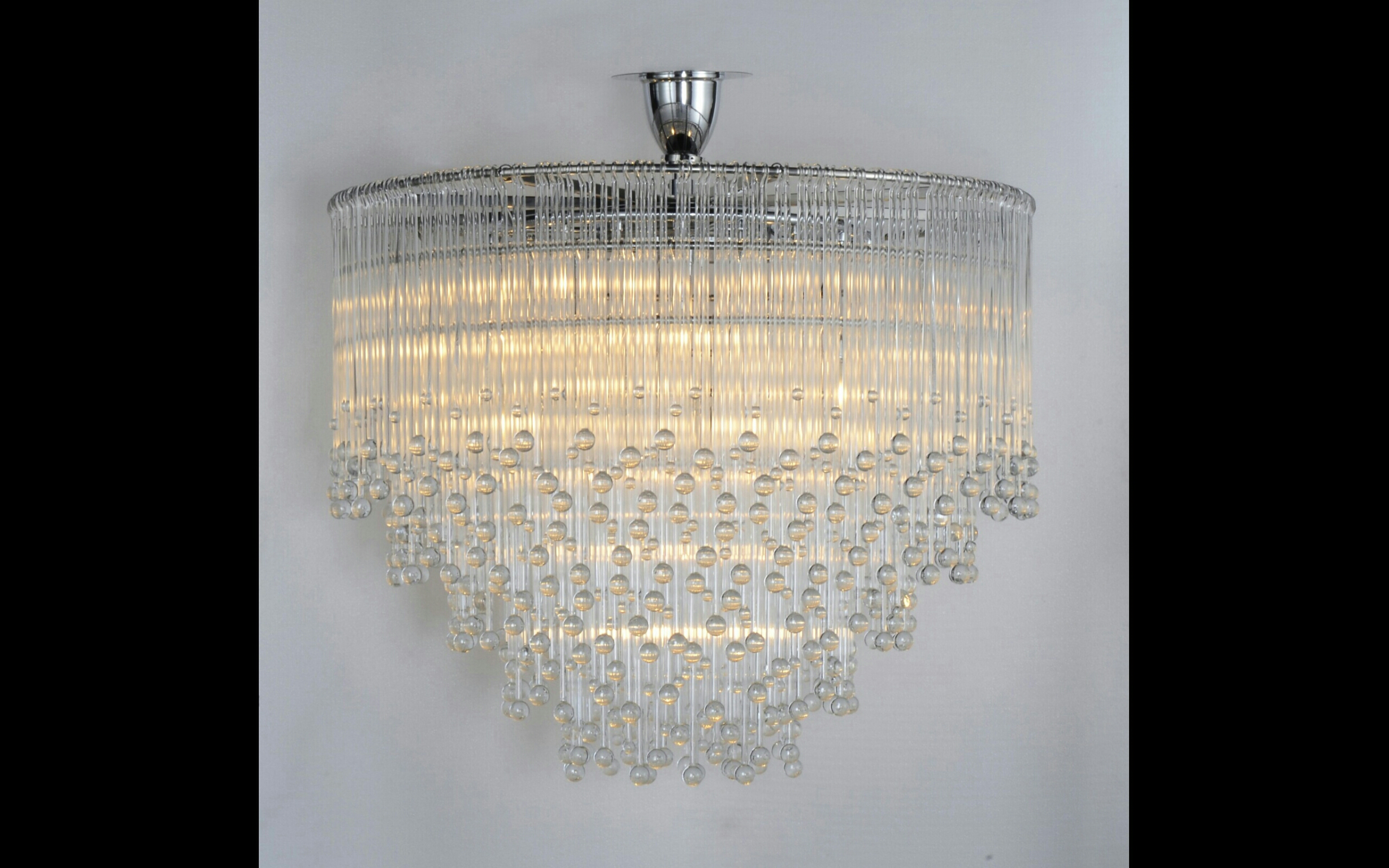 Chandeliers for Bathroom  - Magazine cover