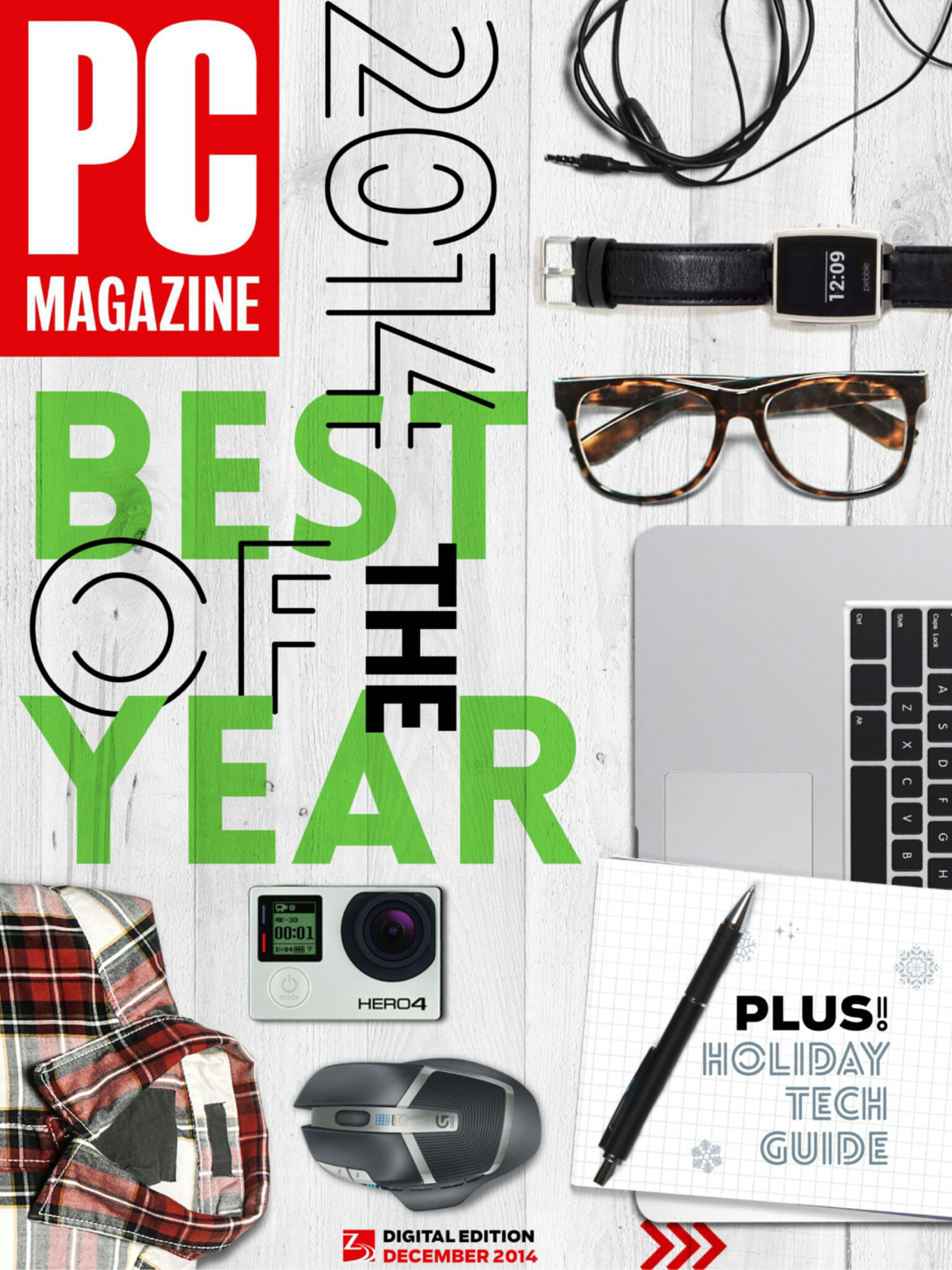 Enttech - Magazine cover