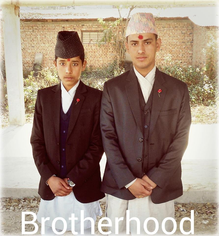 Mero NEPAL - Magazine cover