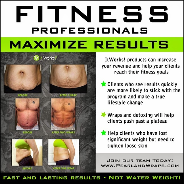 Fitness Professionals - Magazine cover