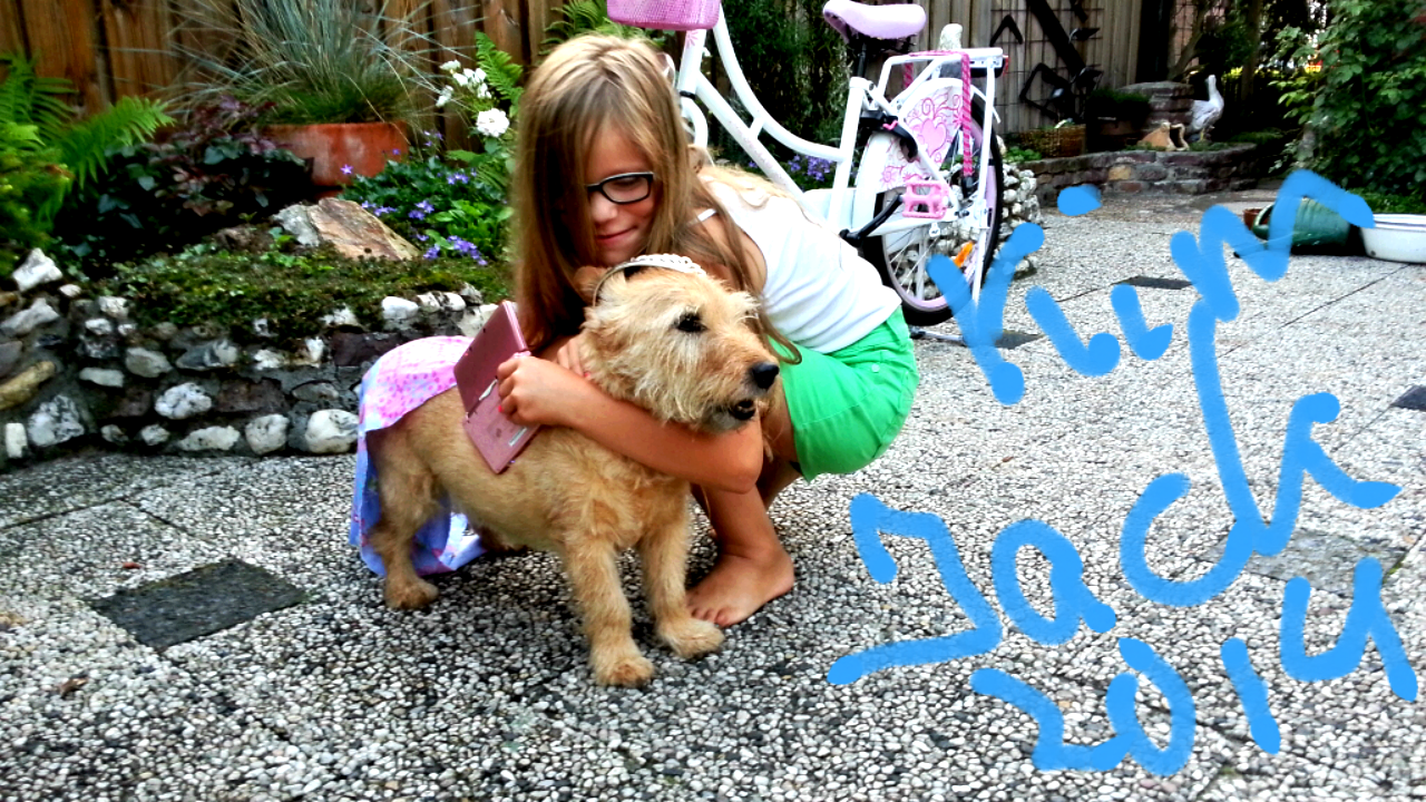 ♥ Doggy Life ♥ - Magazine cover