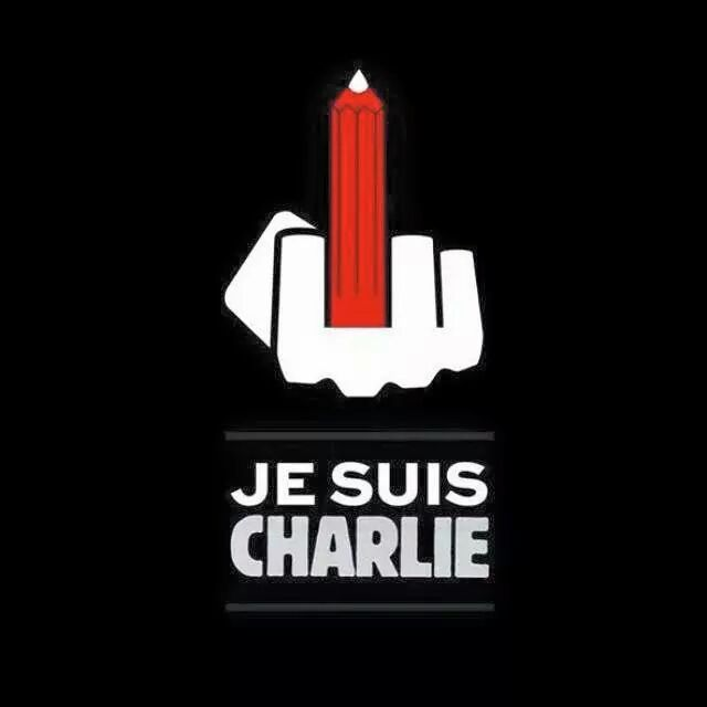 Je Suis Charlie  - Magazine cover