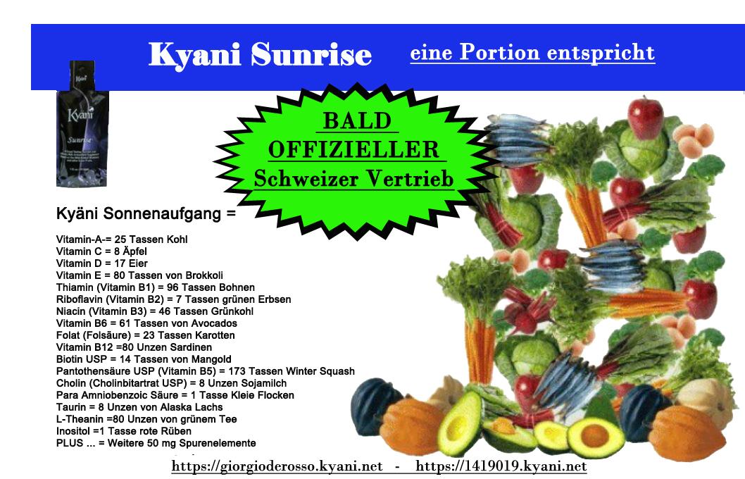Kyani Salute Triangle - Magazine cover