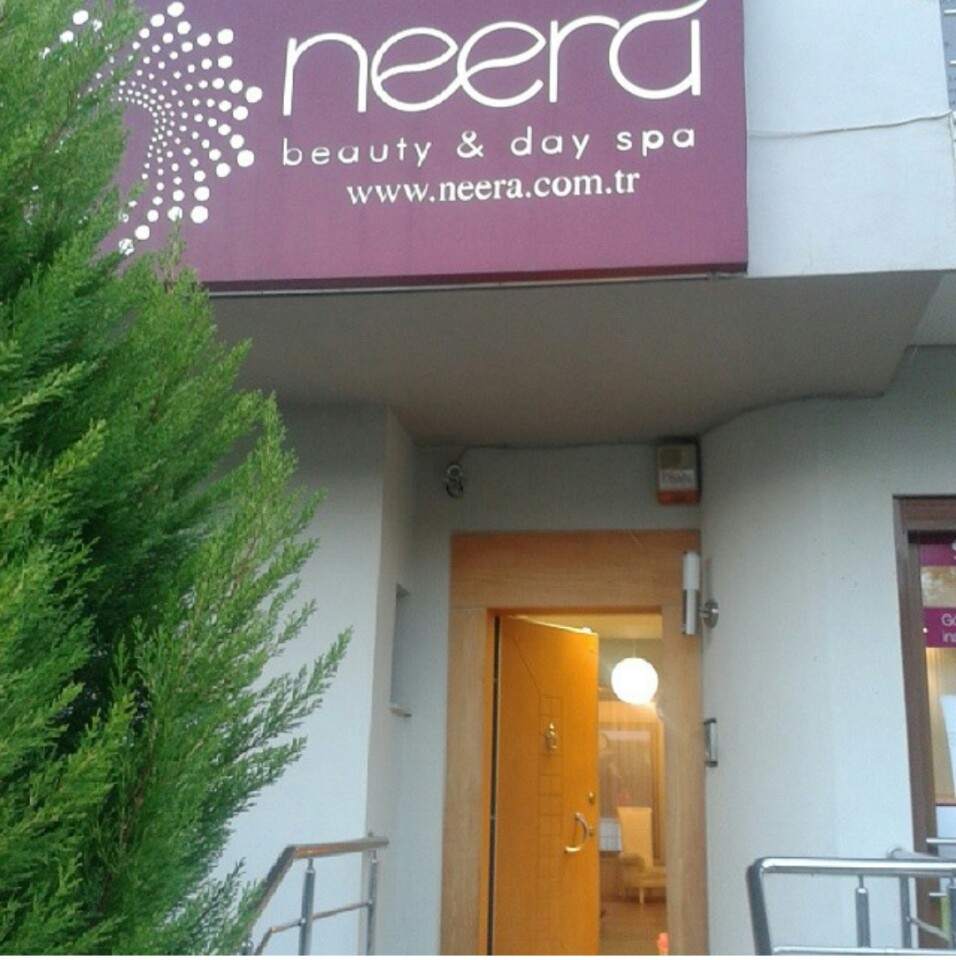 NEERA BEAUTY AND  DAY SPA - Magazine cover