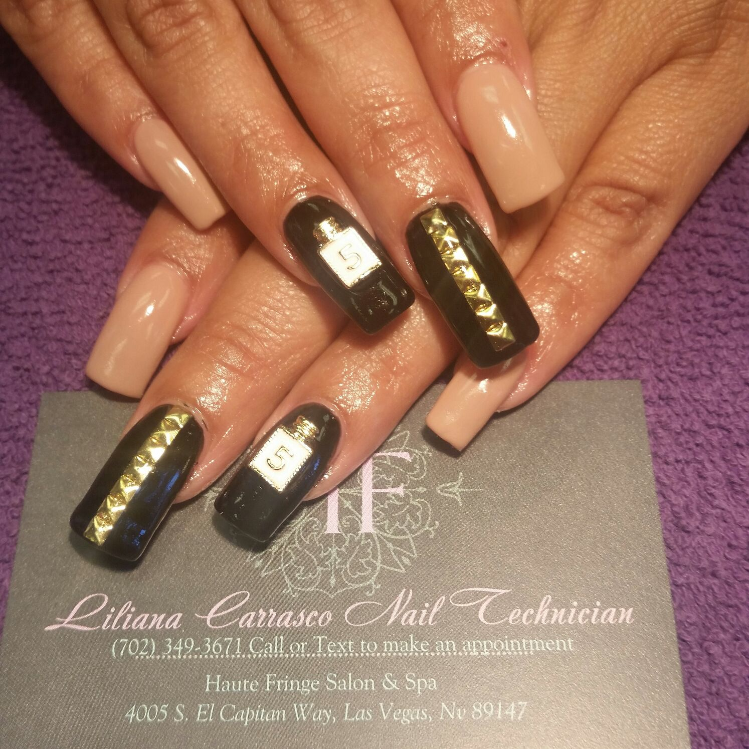 Nails By LILY39388 - Magazine cover