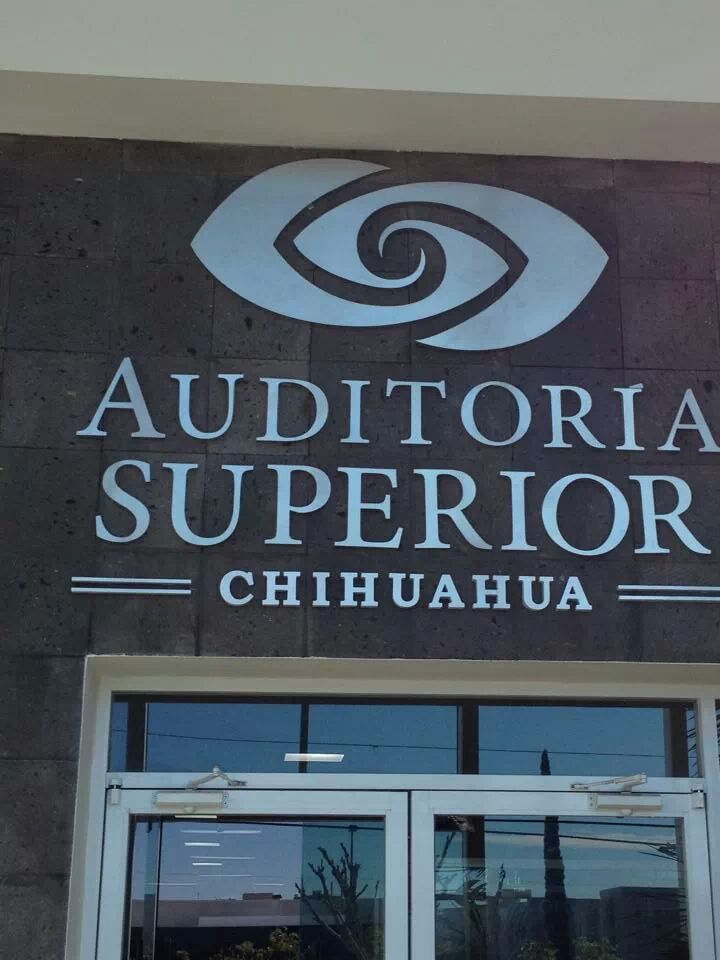 Auditoria Superior del Estado de Chihuahua - Magazine cover