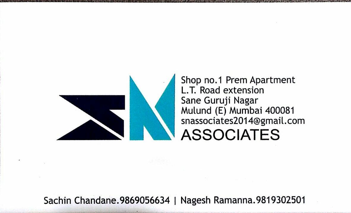 Nagesh Ramanna - Magazine cover
