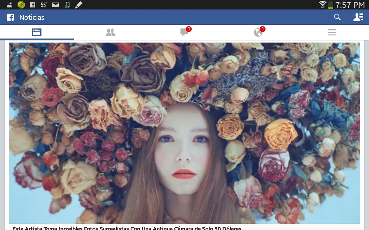 Que Belleza De Flores - Magazine cover