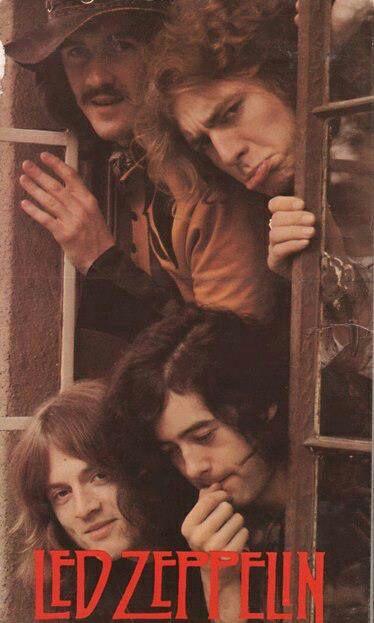 Led Zeppelin Communication Breakdown - Magazine cover