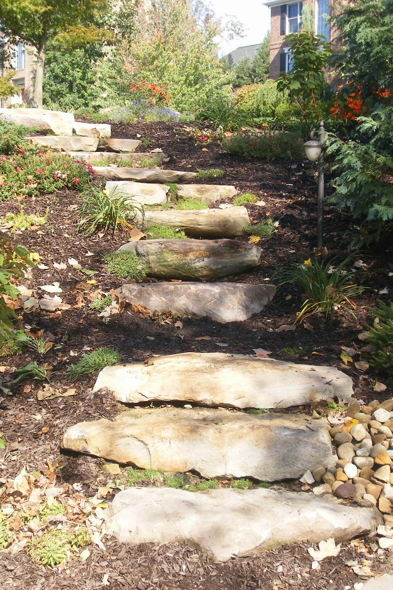 Stone Walls And Steps - portada
