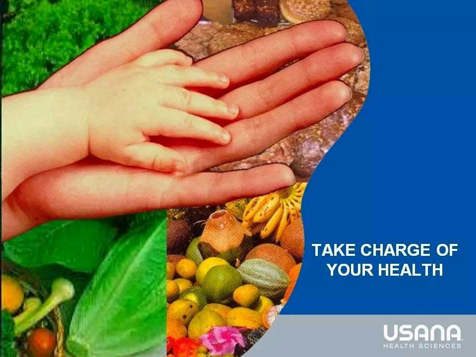 Usana Health - Cover