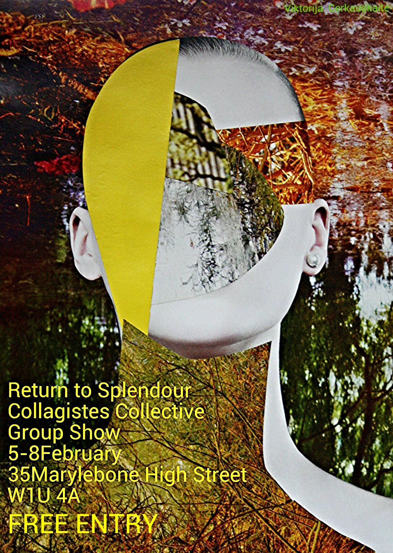 Return to Splendour - Magazine cover