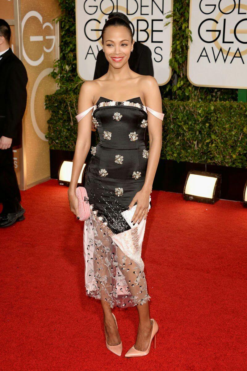 Golden Globes Award Red Carpet - cover