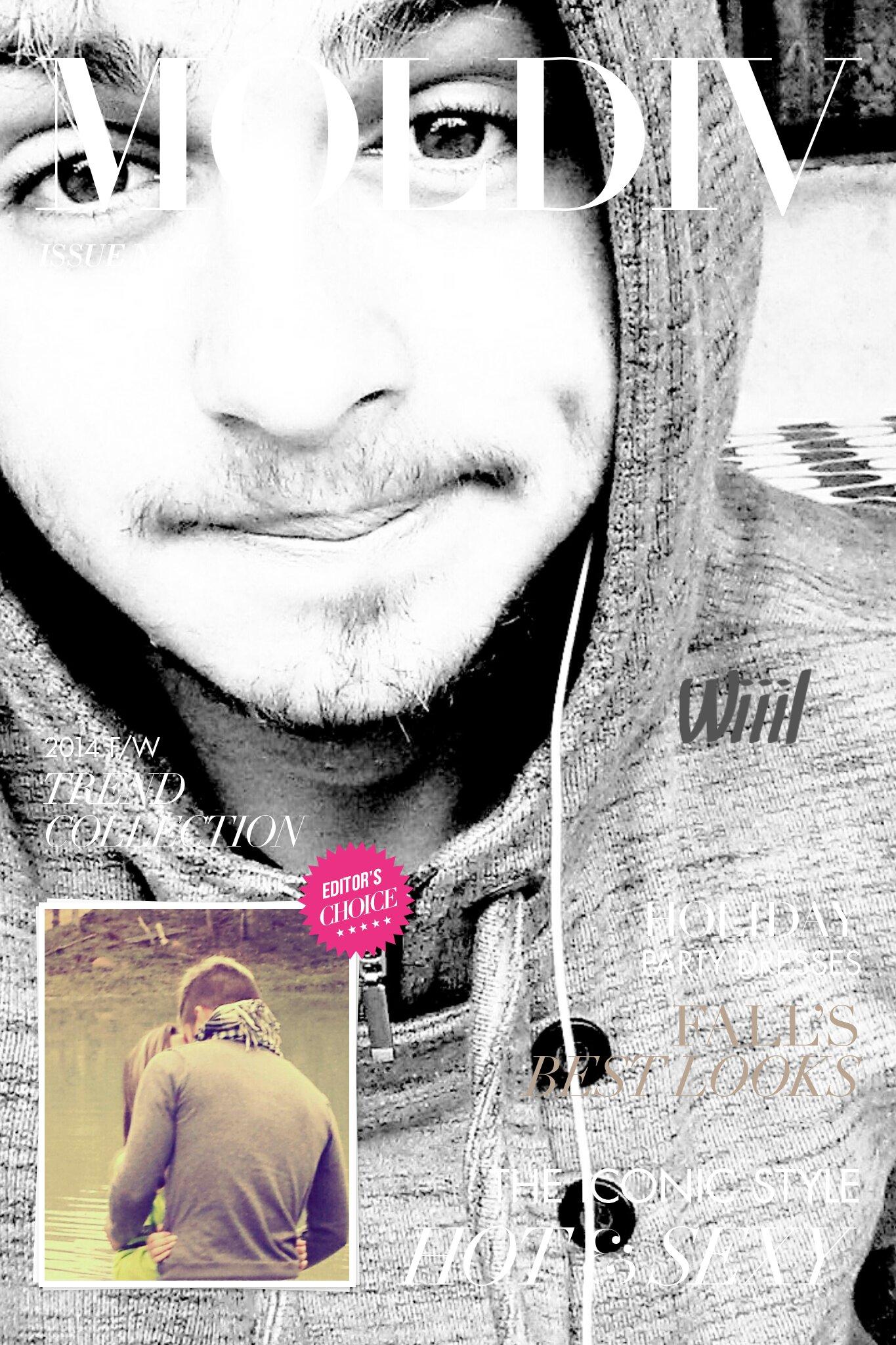 My Photos - Magazine cover