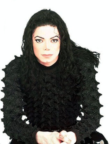 Michael Jackson As My İdole - Magazine cover