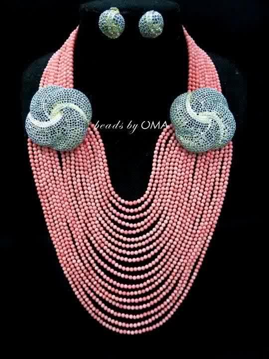 Beads Design - Magazine cover