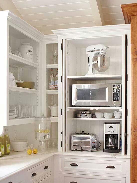 Kitchen Storage - Magazine cover