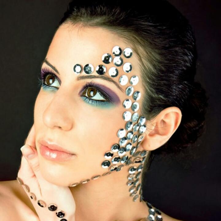 Philo make up - Magazine cover
