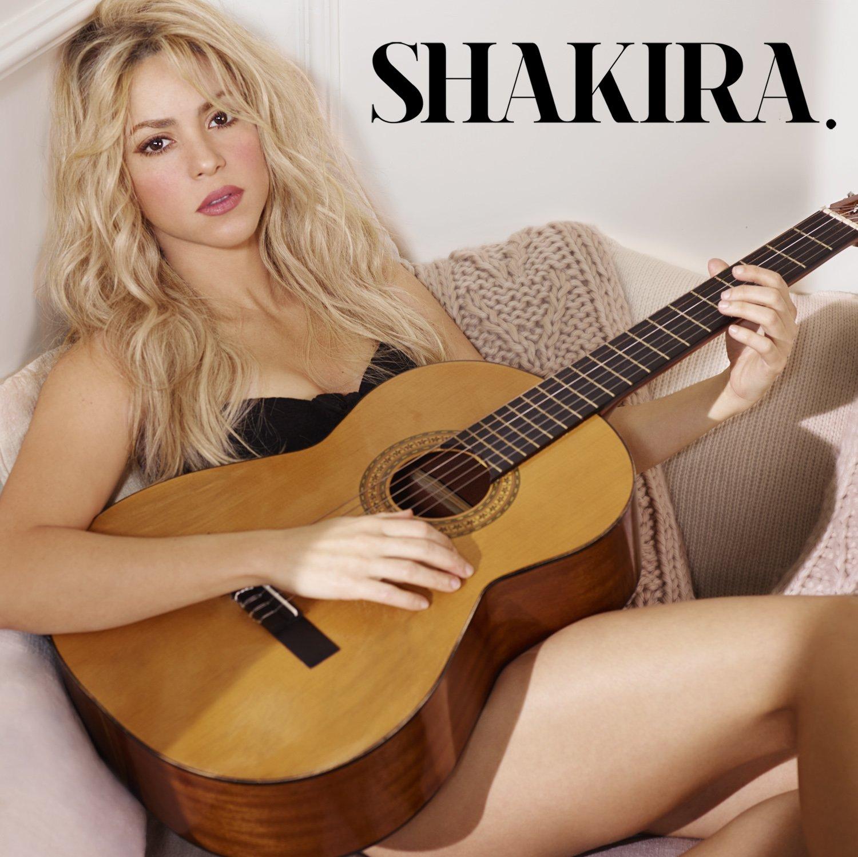 Shakira - Magazine cover
