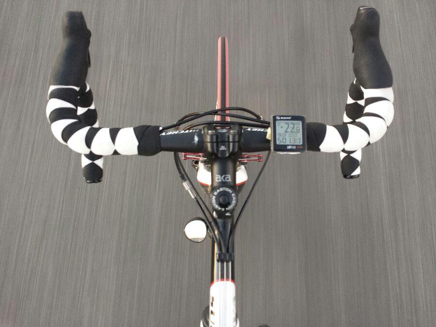 Bike Trip To Cavalier - Magazine cover