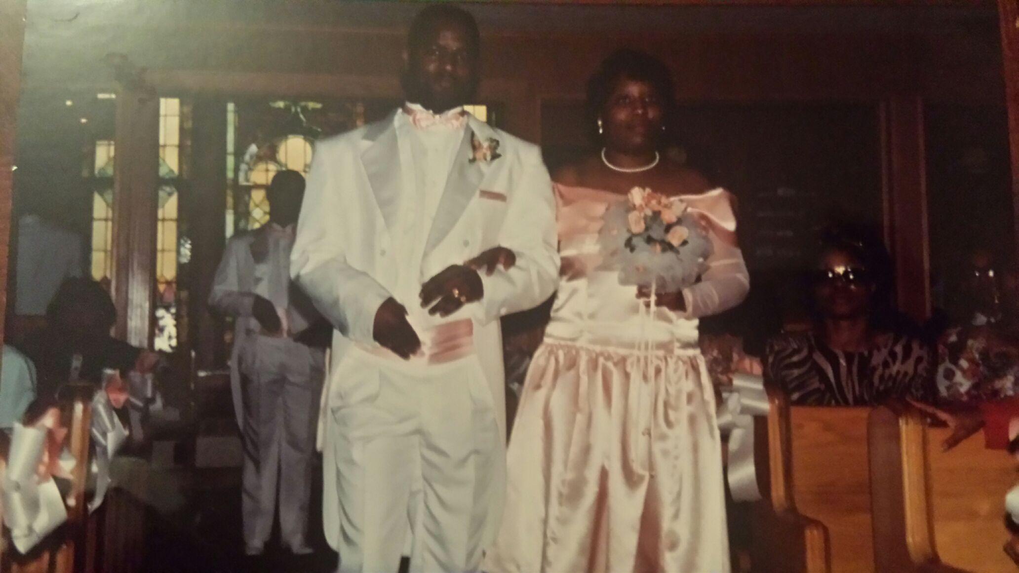 Wedding Photos - Magazine cover