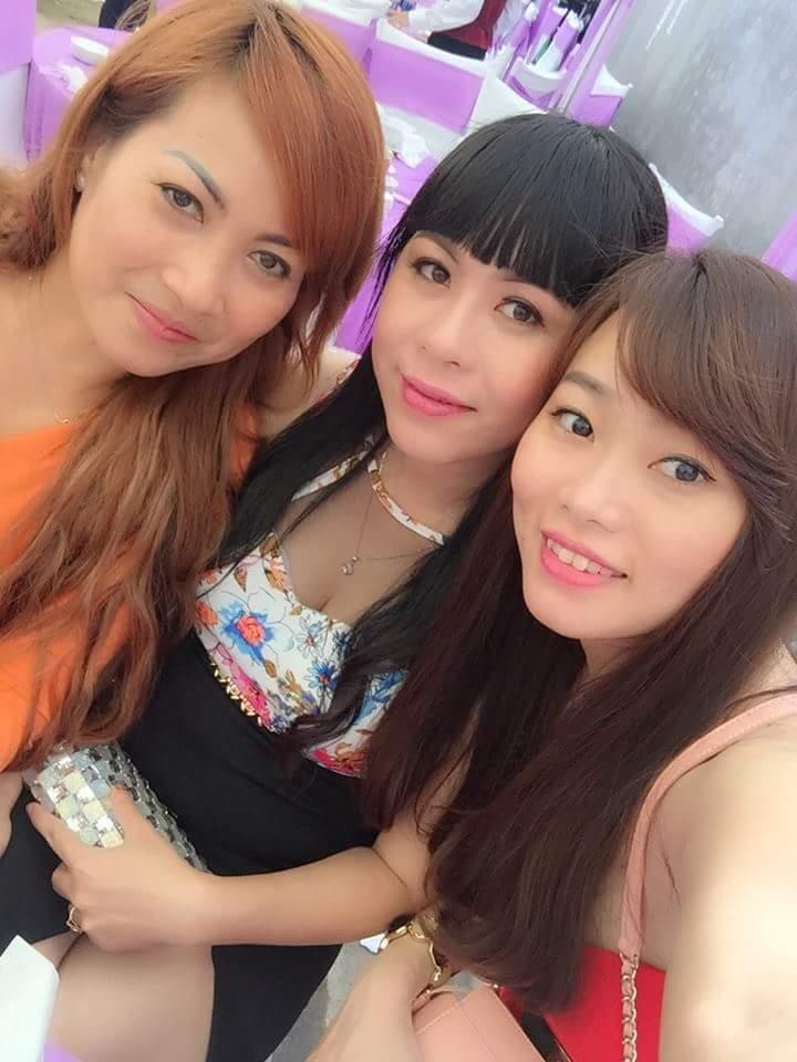 Trinh Mai - Magazine cover