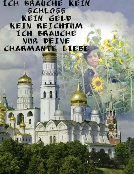 Sonnenblumen Maedchen - Magazine cover