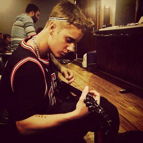Justin Bieber - Magazine cover