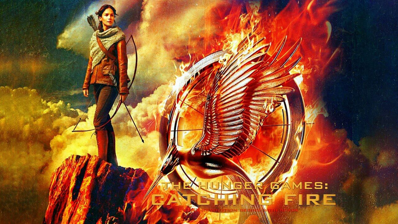 Hunger Games And More  - Magazine cover