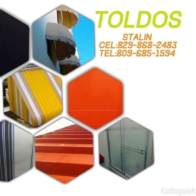 Toldos - Magazine cover