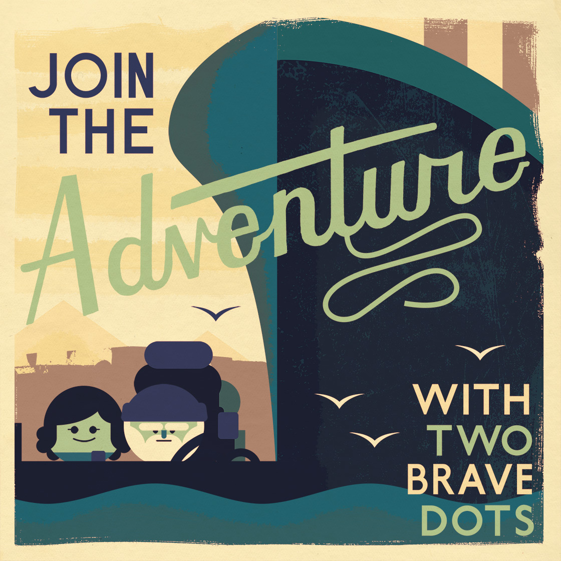 Twodots - Magazine cover