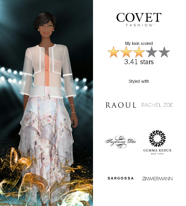 Covet Fashion (Jet Set) - Magazine cover