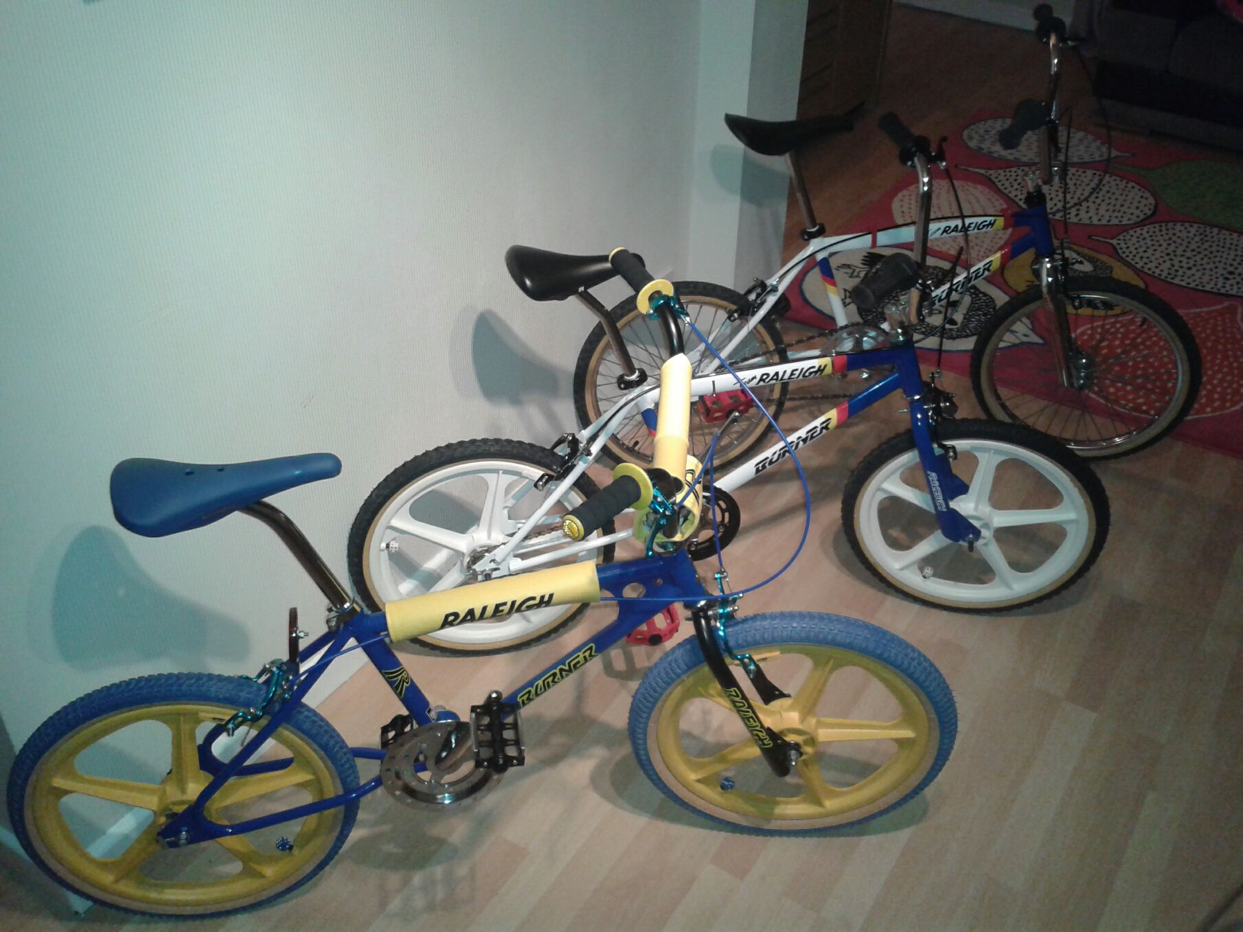 KAOS BMX Keeping Alive Old School BMX's - Magazine cover