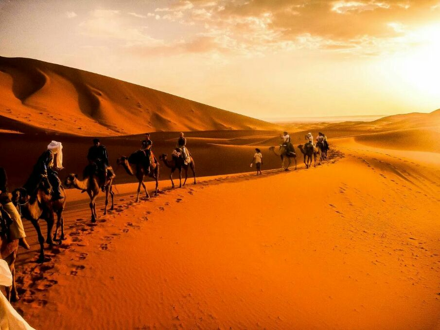 Vacaciones, Rutas a Medida en Marruecos  - cover