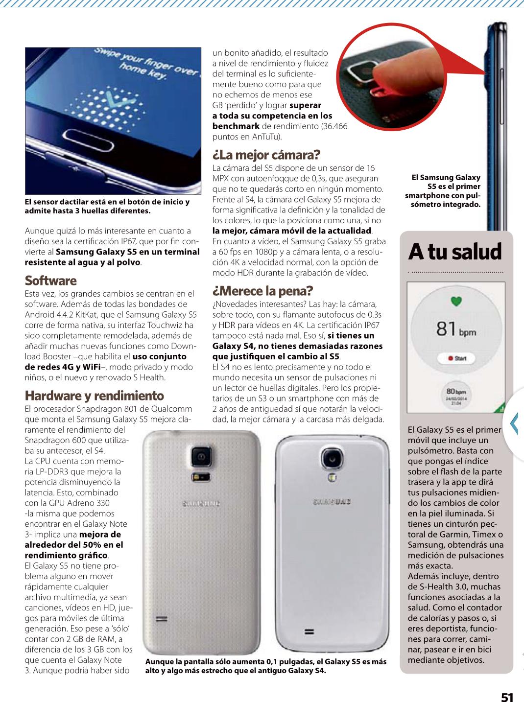 Android Tu Revista - Magazine cover