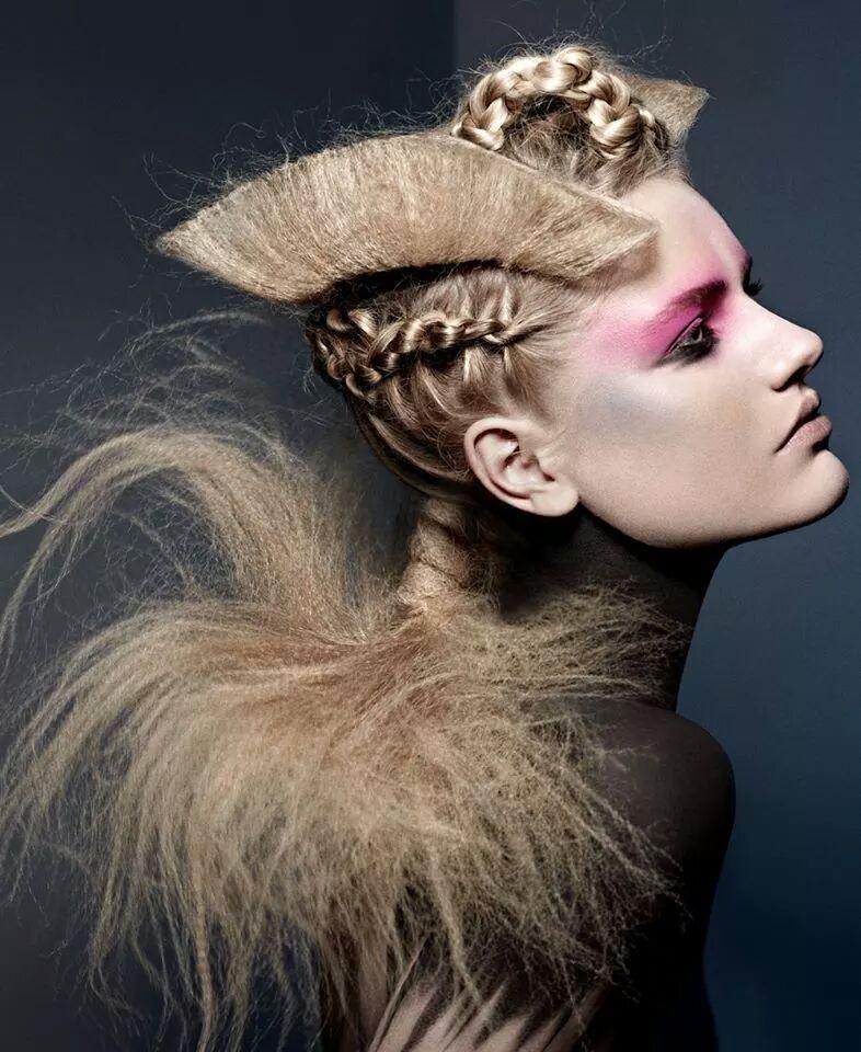 Hair Art! - cover