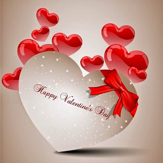 Happy Valentine's day - Magazine cover