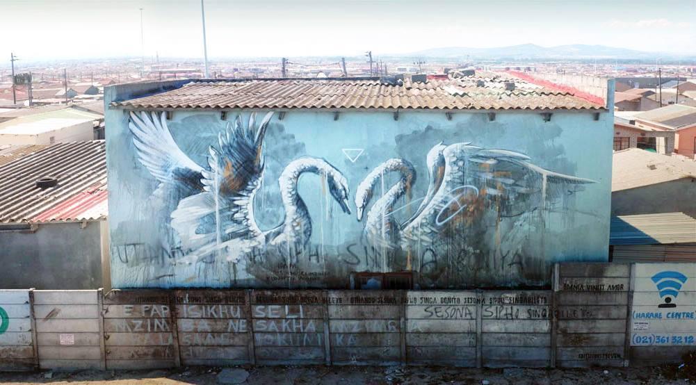 Graffiti Art - Magazine cover