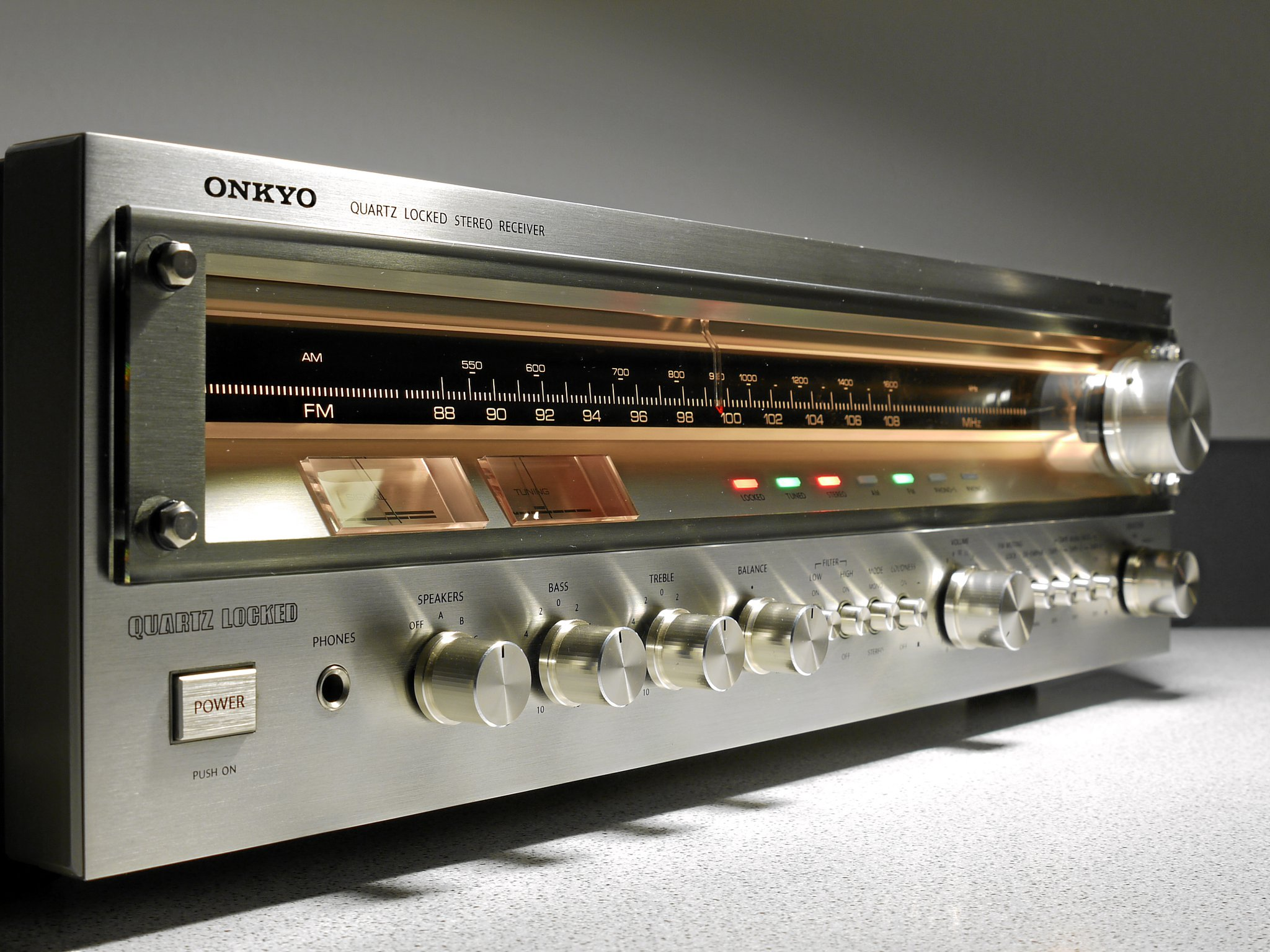 Onkyo - Magazine cover