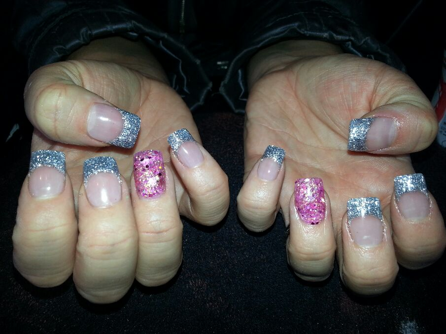The Acrylic Nails Ive Done  - Magazine cover