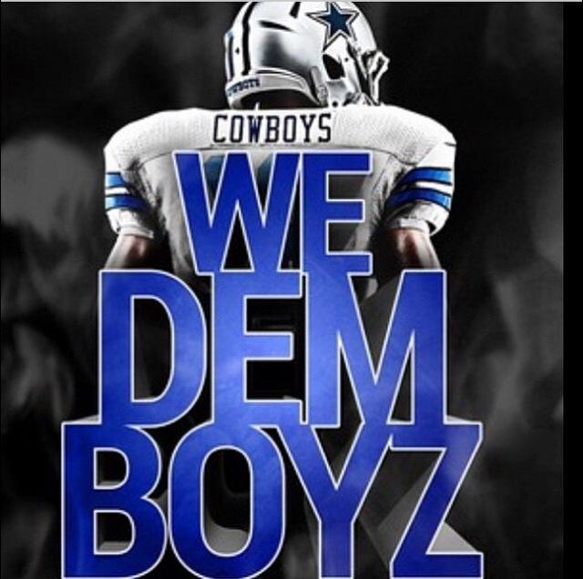 Cowboys Nation - Magazine cover