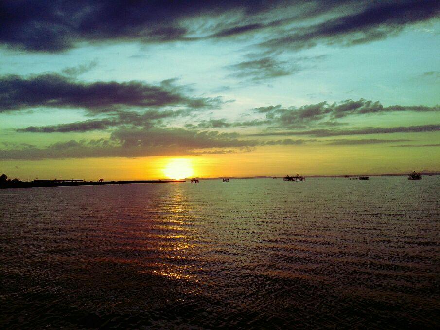 Sunset Moments - Magazine cover