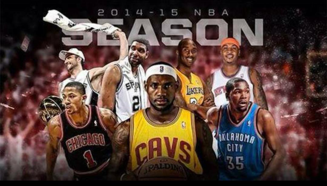 NBA 2K15 - Magazine cover